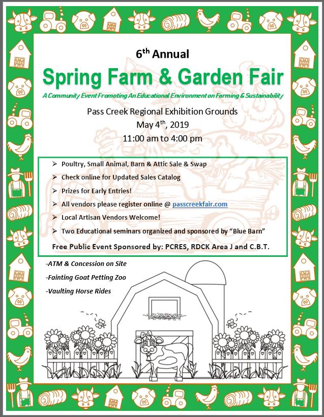 Spring Fair 2019